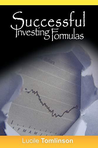 9781607964445: Successful Investing Formulas
