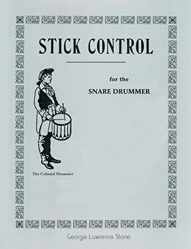 9781607965794: Stick Control: For the Snare Drummer