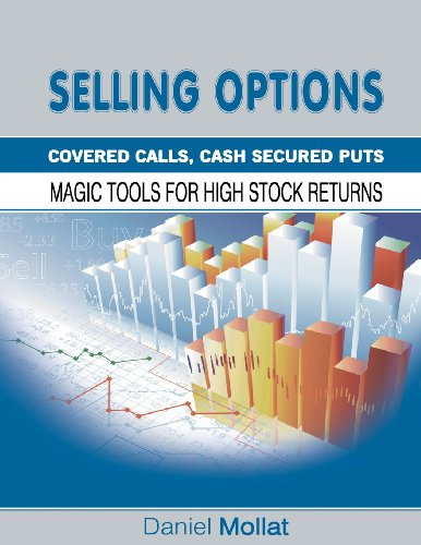 9781607966050: Selling Options: Covered Calls, Cash Secured Puts: Magic Tools for High Stock Returns