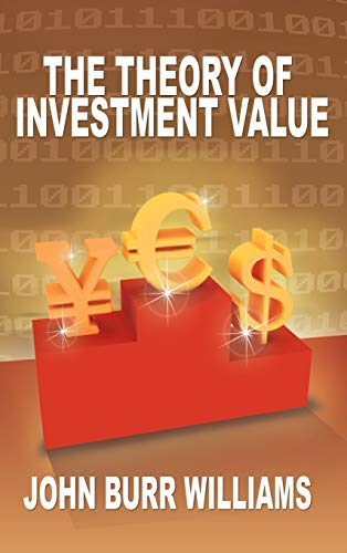 9781607966654: The Theory of Investment Value