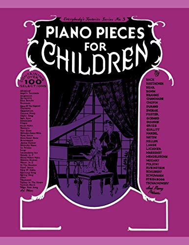 9781607967118: Piano Pieces for Young Children (EFS No.252)