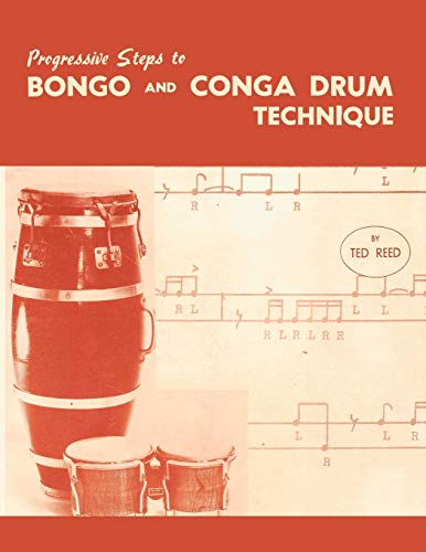 9781607969327: Progressive Steps to Bongo and Conga Drum Technique