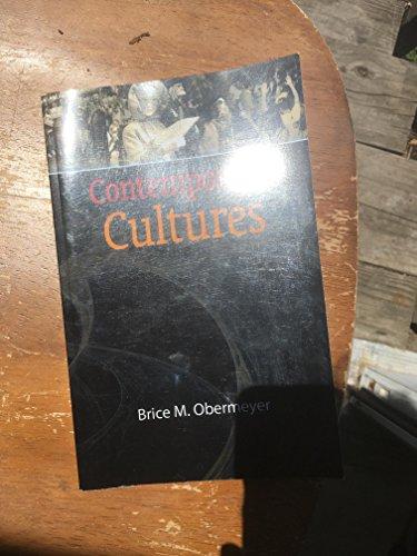 9781607973430: Contemporary Cultures