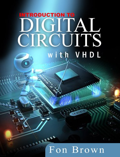 9781607974192: Introduction to Digital Circuit with VHDL