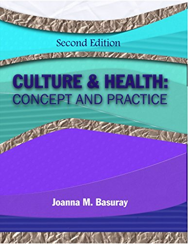 9781607974956: Culture and Health Concept and Practice_2nd Edition