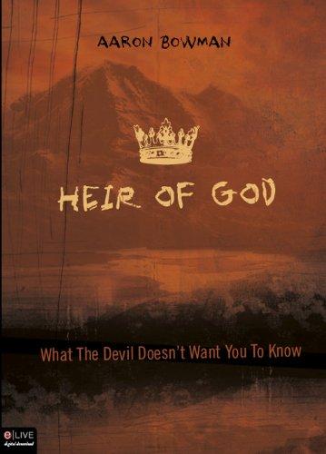 9781607998389: Heir of God