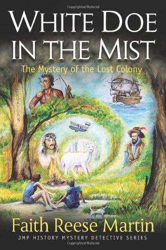 White Doe in the Mist (JMP Mystery Series): Faith Reese Martin