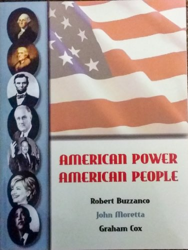 9781608030033: American Power, American People