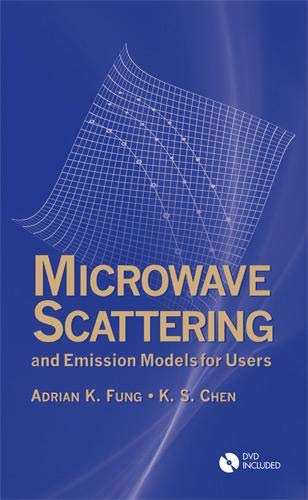 9781608070374: Microwave Scattering and Emission Models for Users (Artech House Remote Sensing)