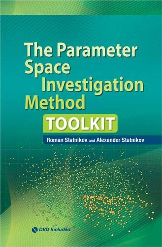 9781608071869: The Parameter Space Investigation Method Toolkit