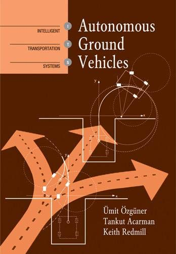 9781608071920: Autonomous Ground Vehicles