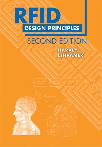 9781608074709: RFID Design Principles