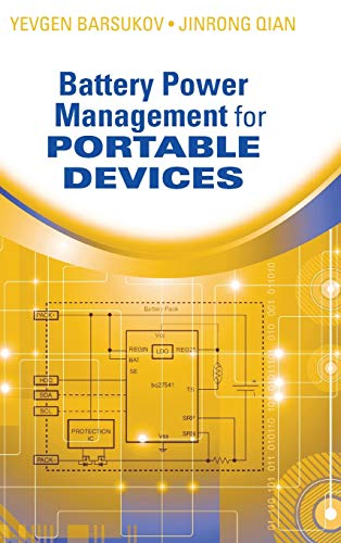 9781608074914: Battery Power Management for Portable Devices (Artech House Power Engineering)