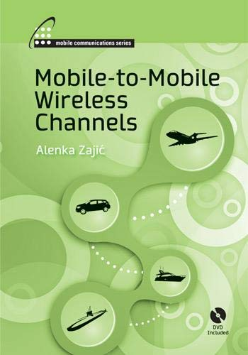 9781608074952: Mobile-to-Mobile Wireless Channels (Artech House Mobile Communications Library)