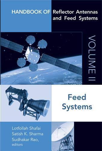 9781608075171: Handbook of Reflector Antennas and Feed Systems: Volume 2 - Feed Systems (Artech House Antennas and Propagation Library)