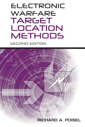 9781608075232: Electronic Warfare Target Location Methods, Second Edition