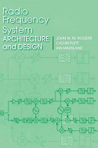 9781608075379: Radio Frequency System Architecture and Design