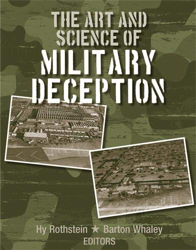 9781608075515: The Art and Science of Military Deception (Artech House Intelligence and Information Operations)