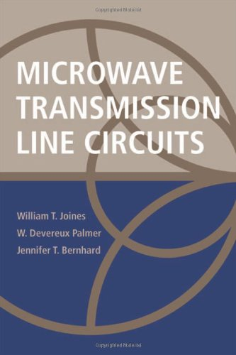 9781608075690: Microwave Transmission Line Circuits (Artech House Microwave Library (Hardcover))