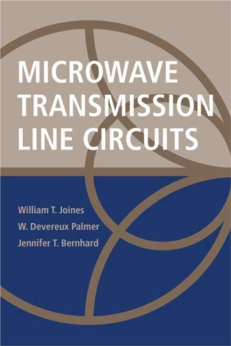 9781608075690: Microwave Transmission Line Circuits