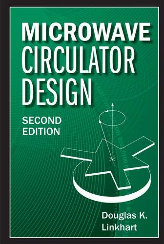 9781608075836: Microwave Circulator Design, 2nd Edition (Artech House Microwave Library (Hardcover))