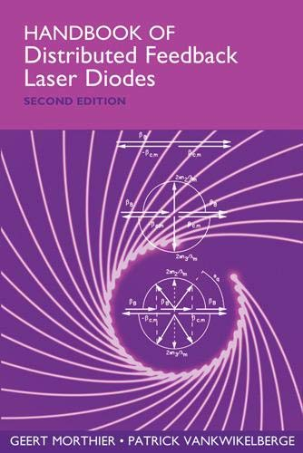 9781608077014: Handbook of Distributed Feedback Laser Diodes (Artech House Applied Photonics)