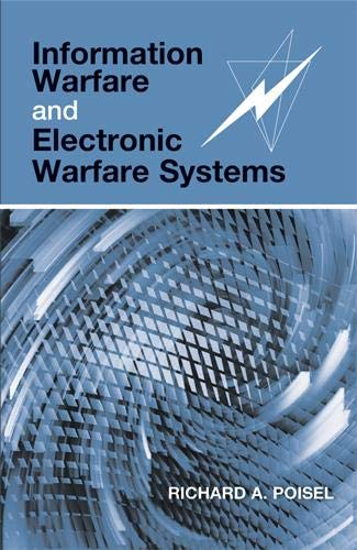 9781608077052: Information Warfare and Electronic Warfare Systems (Artech House Electronic Warfare Library)