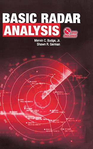 9781608078783: Basic Radar Analysis (Artech House Radar)