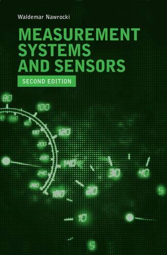 9781608079322: Measurement Systems and Sensors, Second Edition