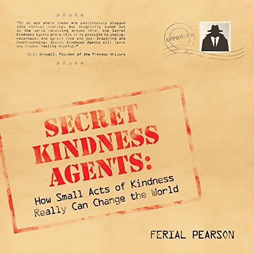 9781608080915: Secret Kindness Agents