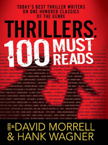9781608090198: Thrillers: 100 Must-Reads