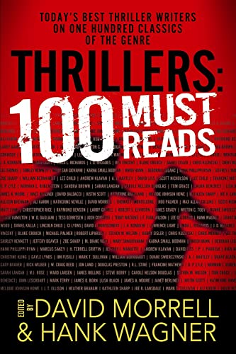 9781608090402: Thrillers: 100 Must-Reads