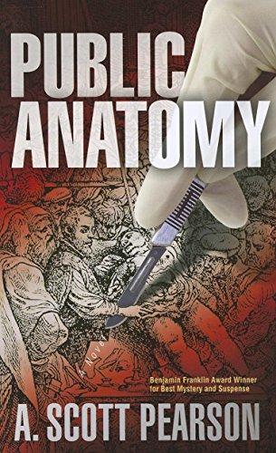 9781608090679: Public Anatomy (Eli Branch Thriller)