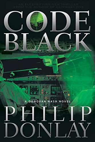 9781608091959: Code Black (A Donovan Nash Thriller)