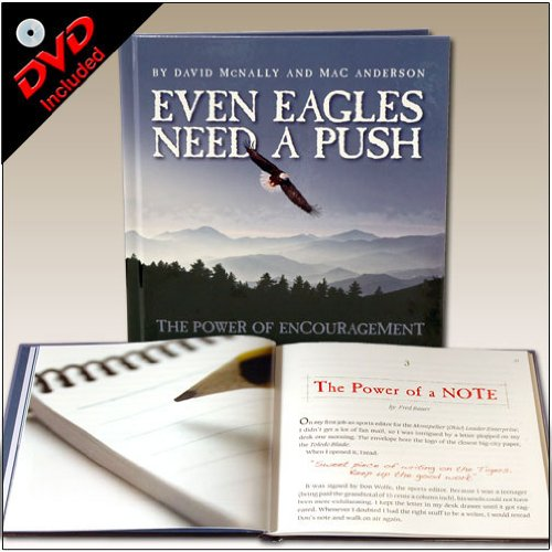 9781608100392: Even Eagles Need A Push w/DVD