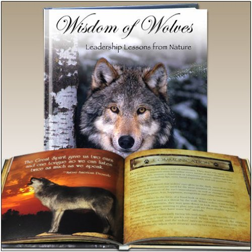 9781608100590: Wisdom of Wolves