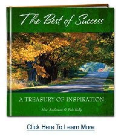 9781608100644: The Best of Success: A Treasury of Inspiration
