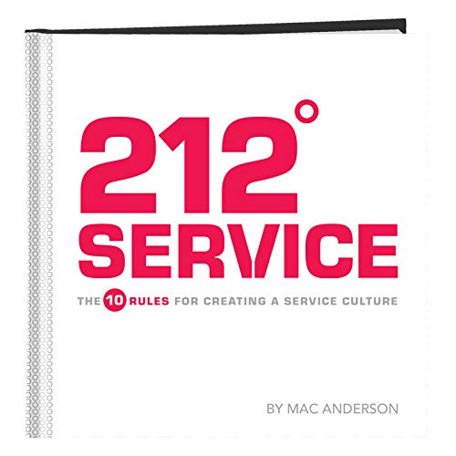 9781608101276: 212 Service: The 10 Rules for Creating a Service Culture