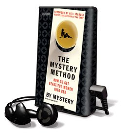 9781608120383: The Mystery Method - on Playaway