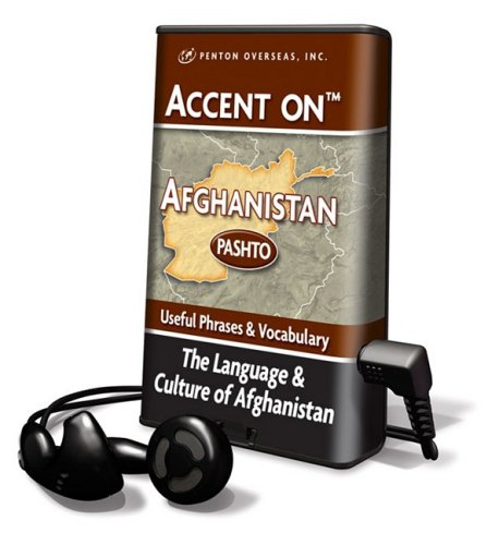 9781608125708: Accent on Afghanistan: Pashto: Useful Phrases & Vocabulary: The Language & Culture of Afghanistan
