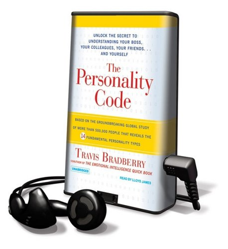 9781608125876: The Personality Code (Playaway Adult Nonfiction)