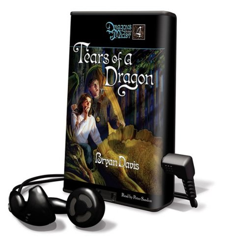 Tears of a Dragon [With Earbuds] (Playaway Young Adult) (1608127699) by Davis, Bryan