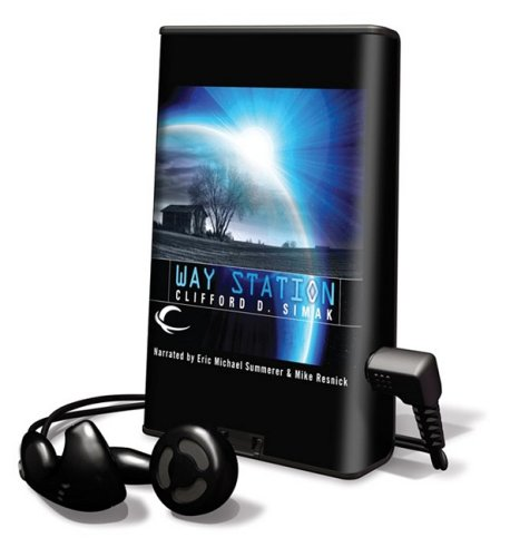 9781608128594: Way Station [With Headphones] (Playaway Adult Fiction)