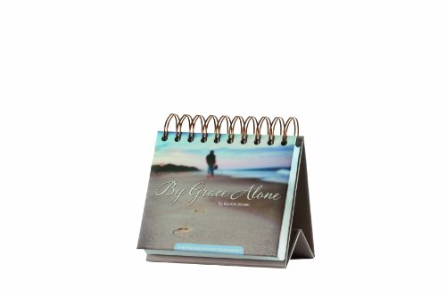 9781608175734: By Grace Alone DayBrightener Perpetual Calendars