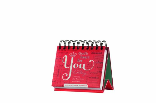 9781608176489: God's Heart For You DayBrightener Perpetual Calendar