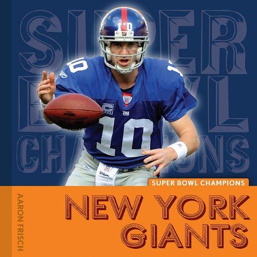 New York Giants (Super Bowl Champions): Frisch, Aaron