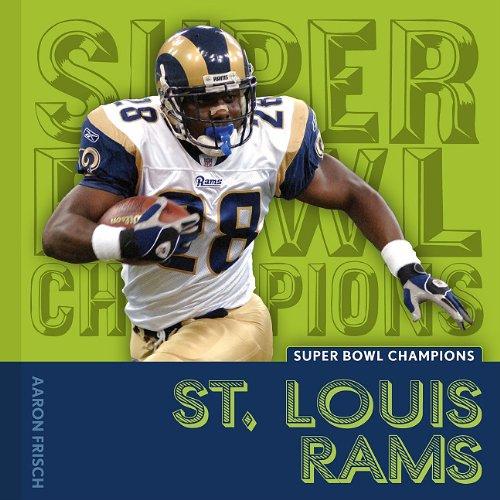 St. Louis Rams (Super Bowl Champions (Hardcover)): Frisch, Aaron