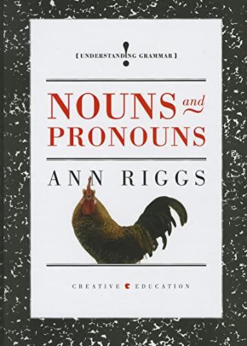 9781608180936: Nouns and Pronouns (Understanding Grammar)