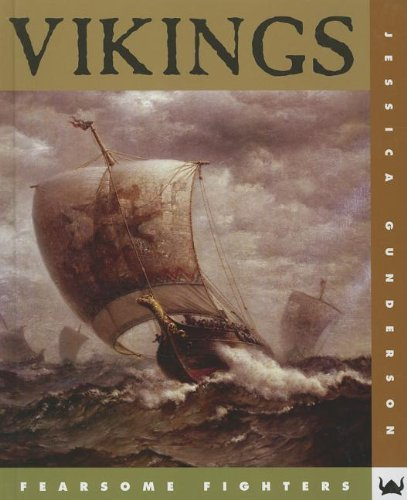 9781608181858: Vikings (Fearsome Fighters)