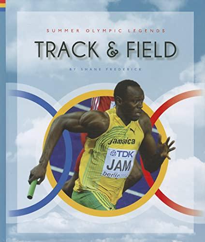 Track & Field (Summer Olympic Legends): Frederick, Shane